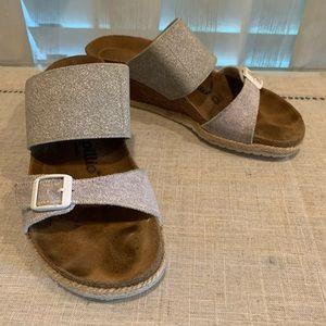 Papillio wedge sandals